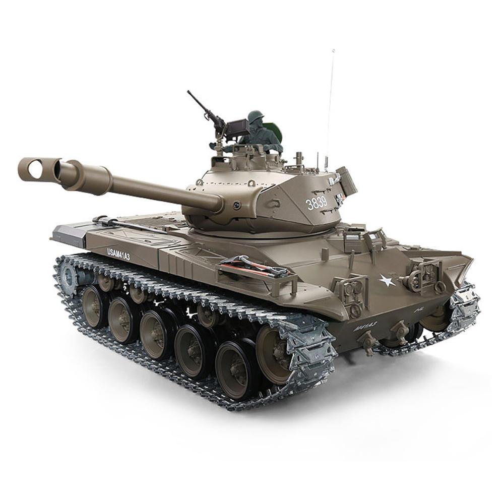Heng Long 3839-1 1/16 U.S. M41A3 Wacker Bulldog
