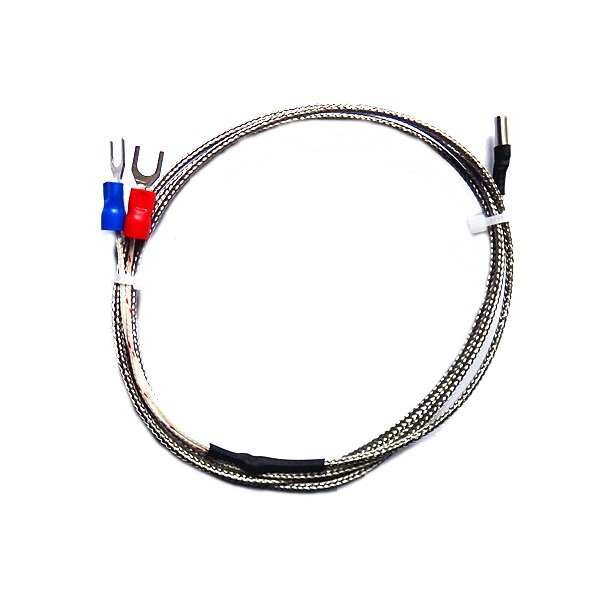 k type temperature sensor 1m cable 3x10x1000mm 0