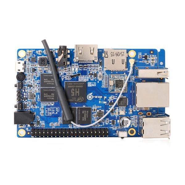 Orange Pi Prime Development Board H5 Quad-core 2GB DDR3 SDRAM Mini PC