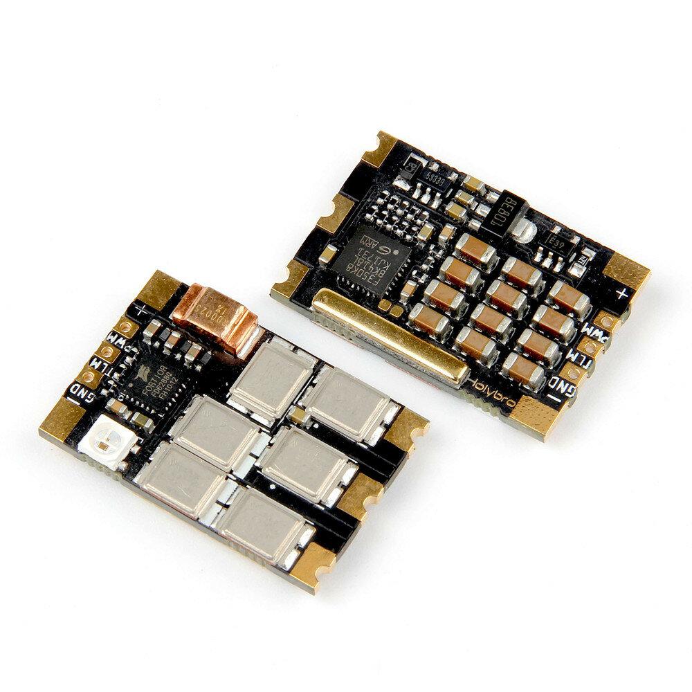 Holybro Tekko32 F3 Metal ESC 65A BLheli_32 DShot1200 3-6S ESC w/  F3 MCU & WS2812B LED for RC Drone