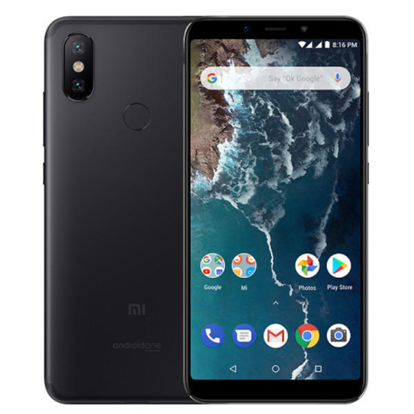 Xiaomi Mi A2 4/64GB Global Nero