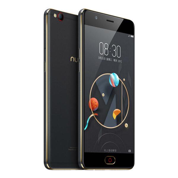 Nubia M2 Lite Global Version 5.5 inch 3GB RAM 64GB ROM MTK6750 Octa Core 1.5GHz 4G Smartphone