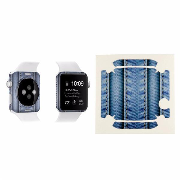 42mm Full Body Skin Back Side Wrap Film Cover Sticker Voor Apple Watch