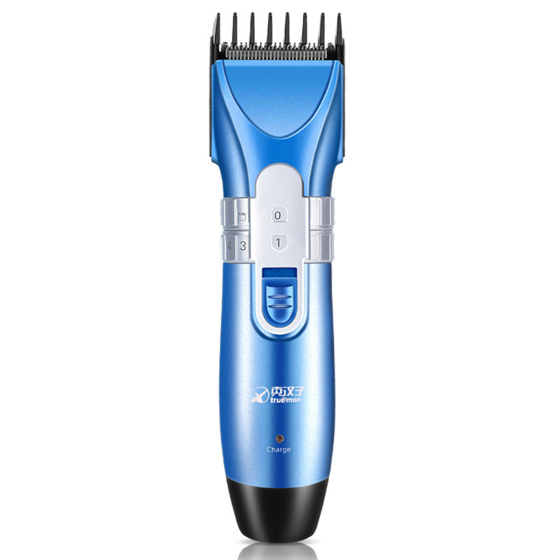 Titanium Haircut Clipper Electric Hair Trimmer Cutting Guide Combs Men Child Grooming Tools 220V