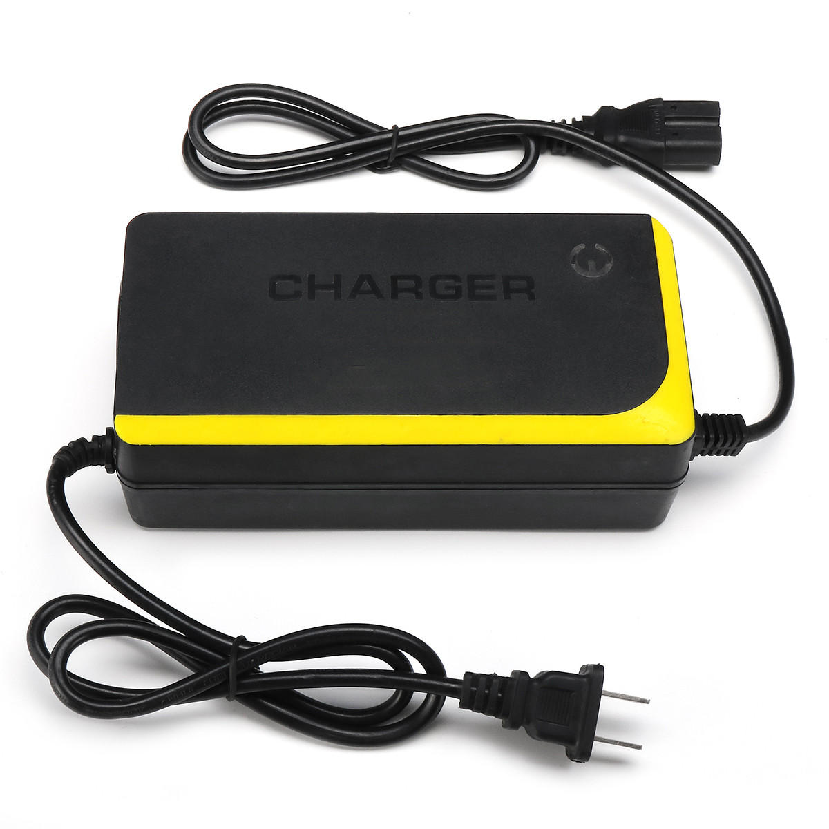 48v 12ah Electric Vehicle Battery Charger Lead Acid Bicycle Motorcycle Cod