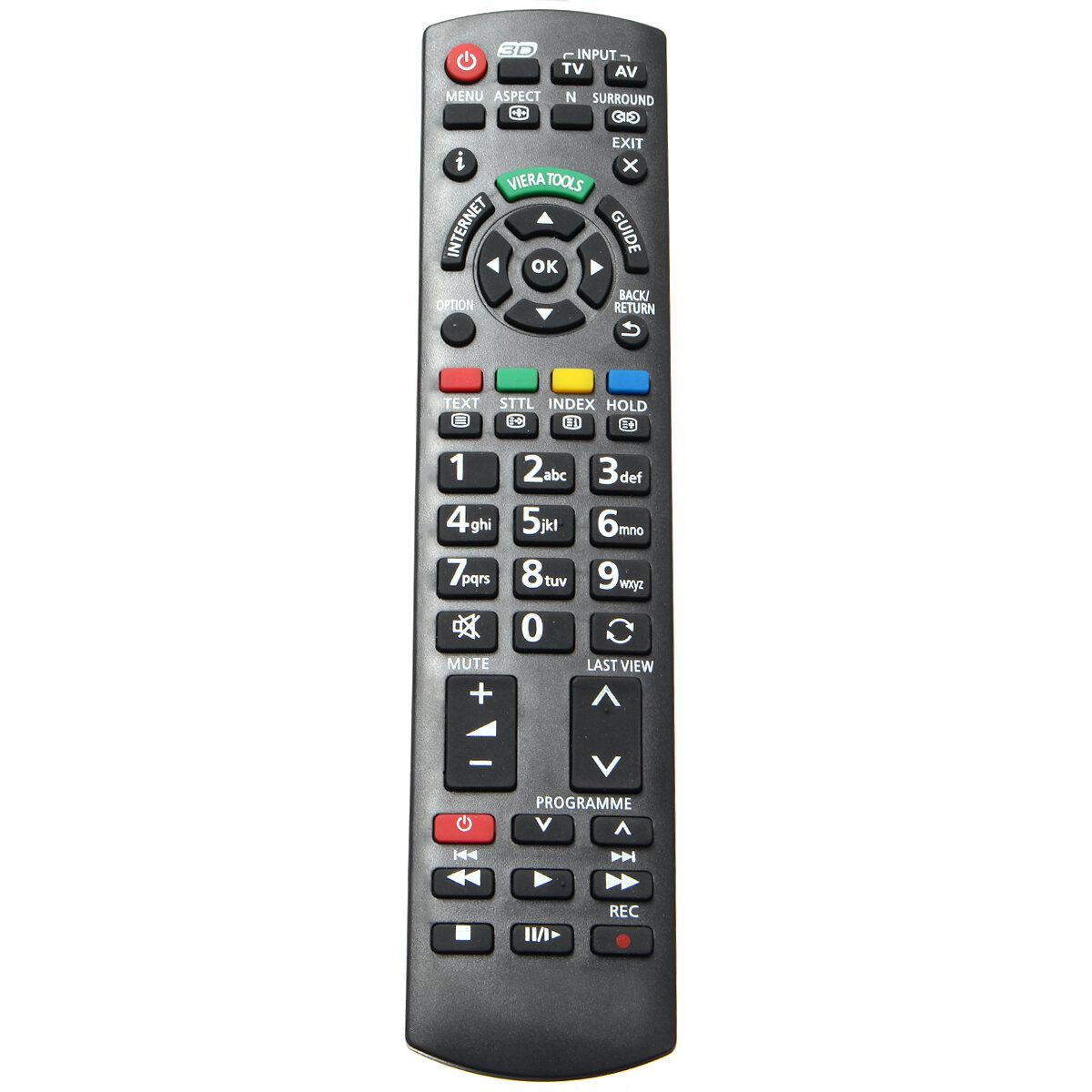 Télécommande universelle de rechange pour la TV Panasonic