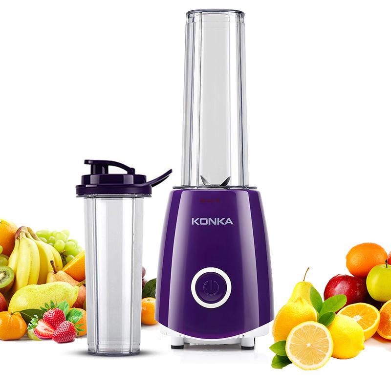 KONKA KJ-JF308 Electric Juicer Fruit Squeezer Household Fruit Juice Machine Blender Smoothie Milkshake Maker