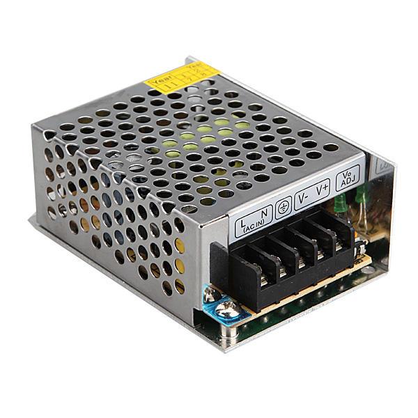 AC 110V-220V to DC 12V 2A 24W Switching Power Supply Driver Transformer for LED Strip Light