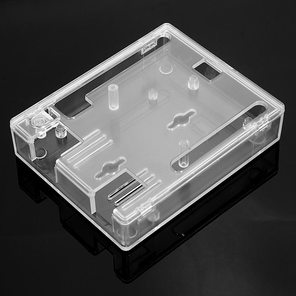 ABS Transparent Case Plastic Cover For Arduino U NO R3 Module