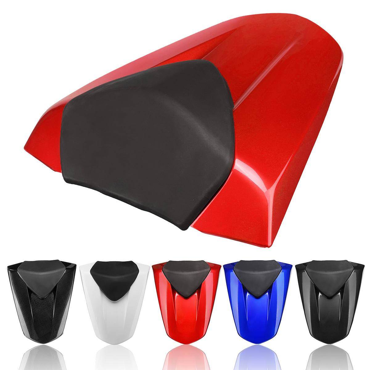 Motorcycle ABS Rear Pillion Seat Cowl Fairing Cover For Honda CBR500R CBR  500R 2013-2015 COD