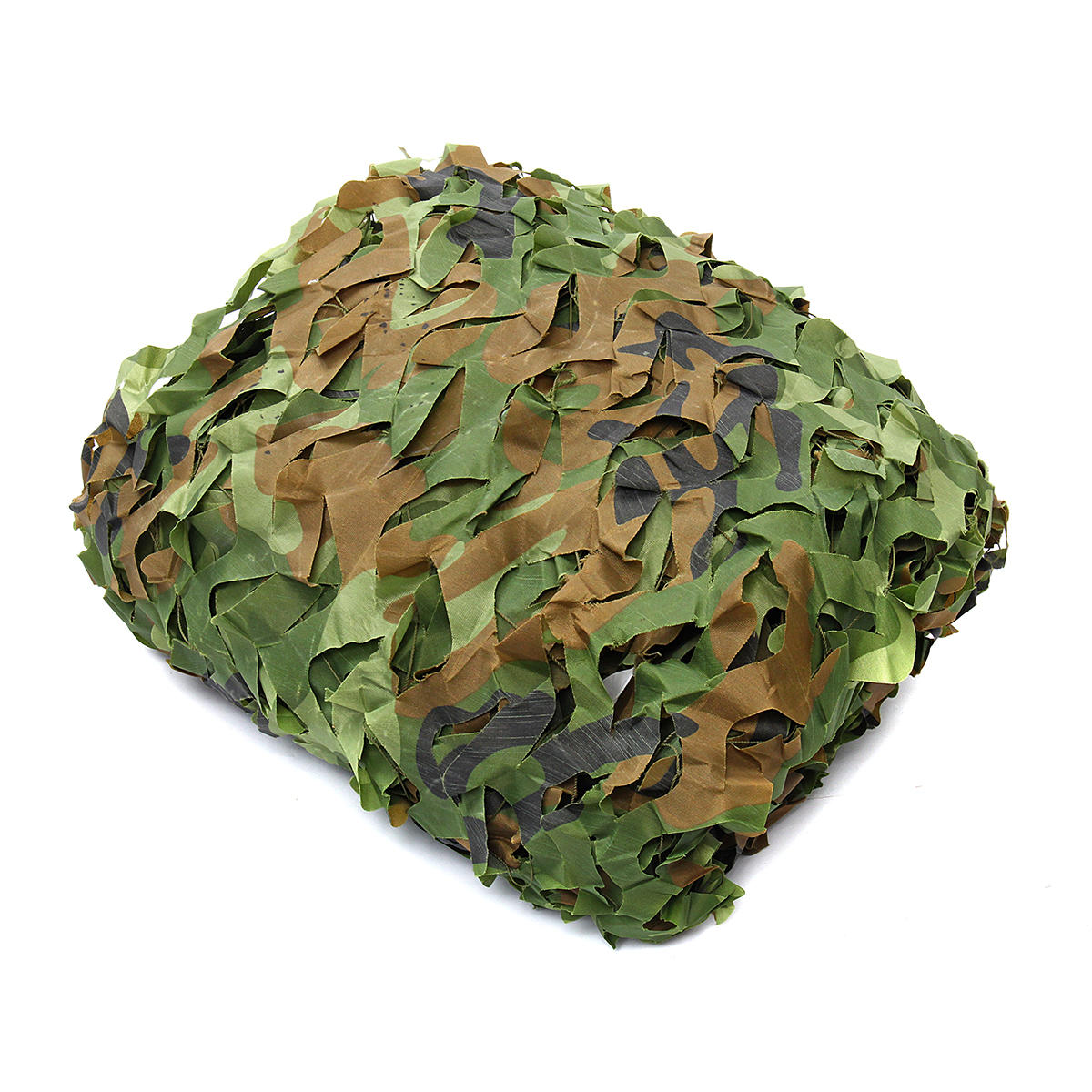1.5mX6m Jungle Camo Netting Camouflage Net for Car Cover Camping Woodland Military Hunting