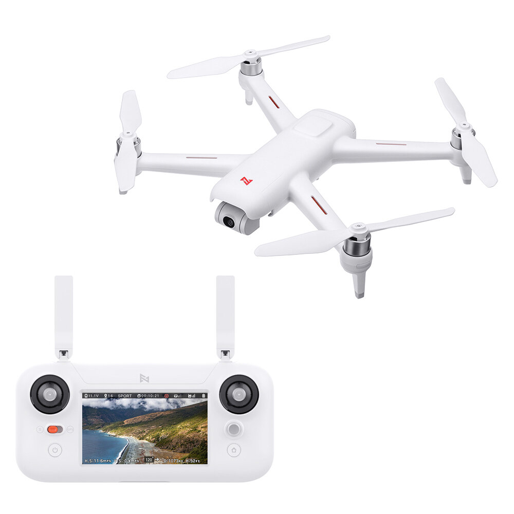 bc074d19e75 xiaomi fimi a3 5.8g 1km fpv with 2-axis gimbal 1080p camera gps rc ...
