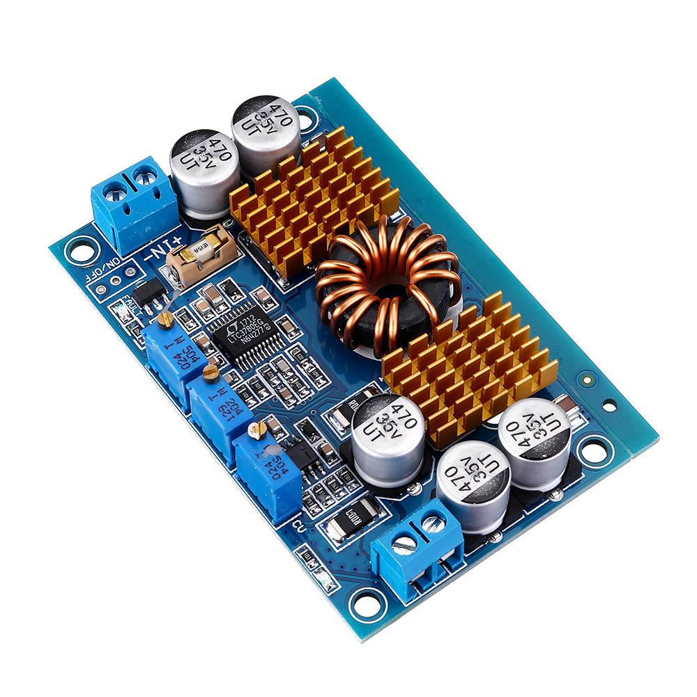 Geekcreit® LTC3780 DC-DC Step Down Converter Buck CC CV Power Supply Module Automatic 5-32V to 1V-30V