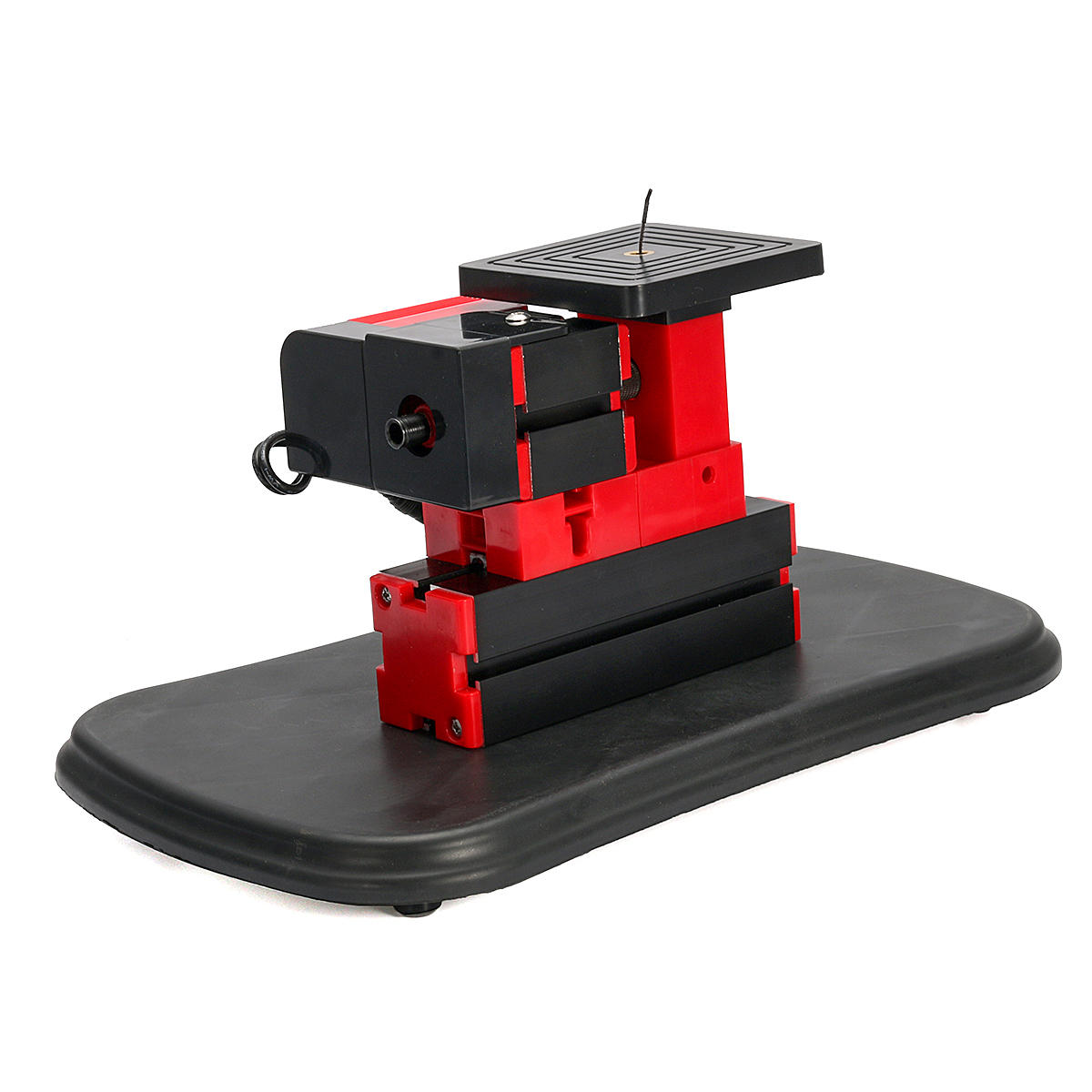36W DC12V Woodworking Lathe Metal Lathe with Stand Jig-saw Grinder Driller Milling Machine