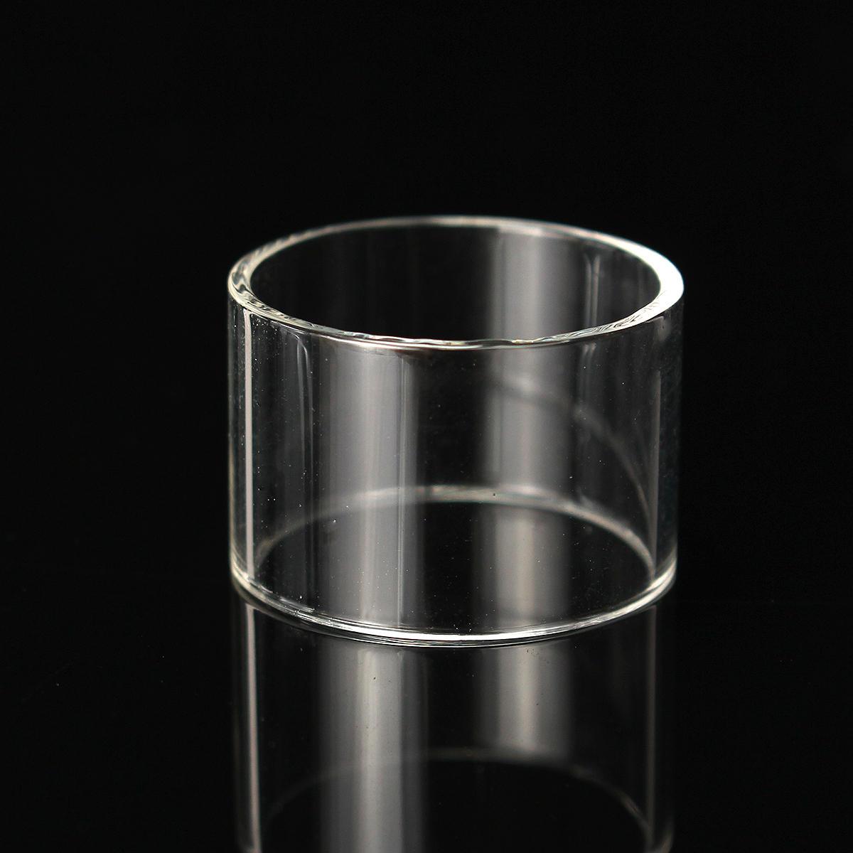 Remplacement Transparent Clear Pyrex Glass Tube Cap pour Serpent Mini 25 RTA Tank
