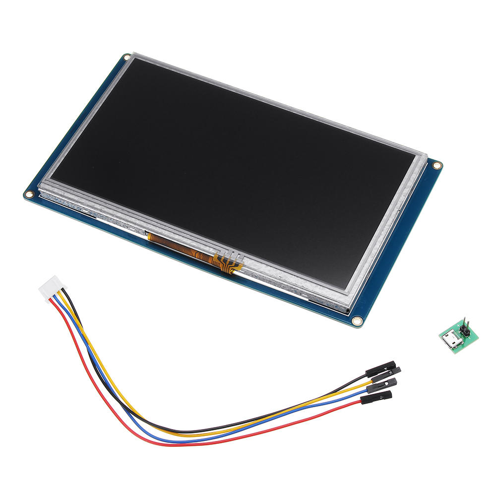 Nextion NX8048T070 7.0 Inch HMI Intelligent Smart USART UART Serial Touch TFT LCD Screen Module Display Panel For Raspberry Pi Arduino Kits