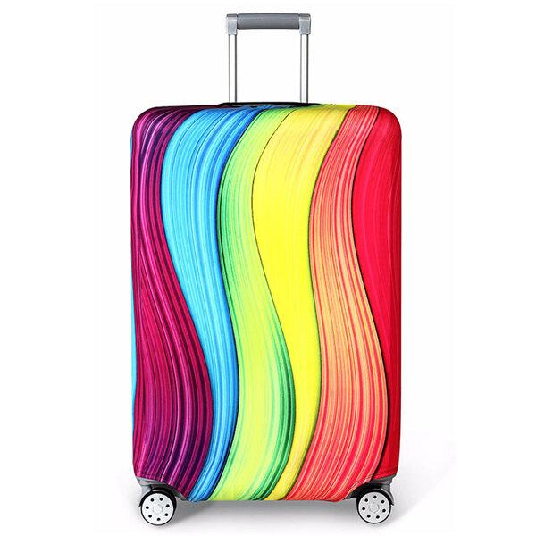 18-32 Zoll Gepäck Abdeckung Elastizität Reisen Camping Koffer Schutzhülle Trolley Staubschutz