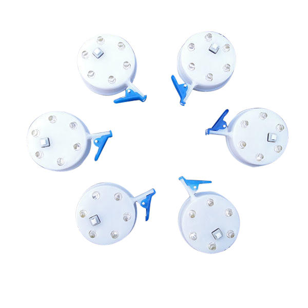 6 Headbrand Lamp Switch Kite Lights Shinning Led Light for Large Kites with Switch