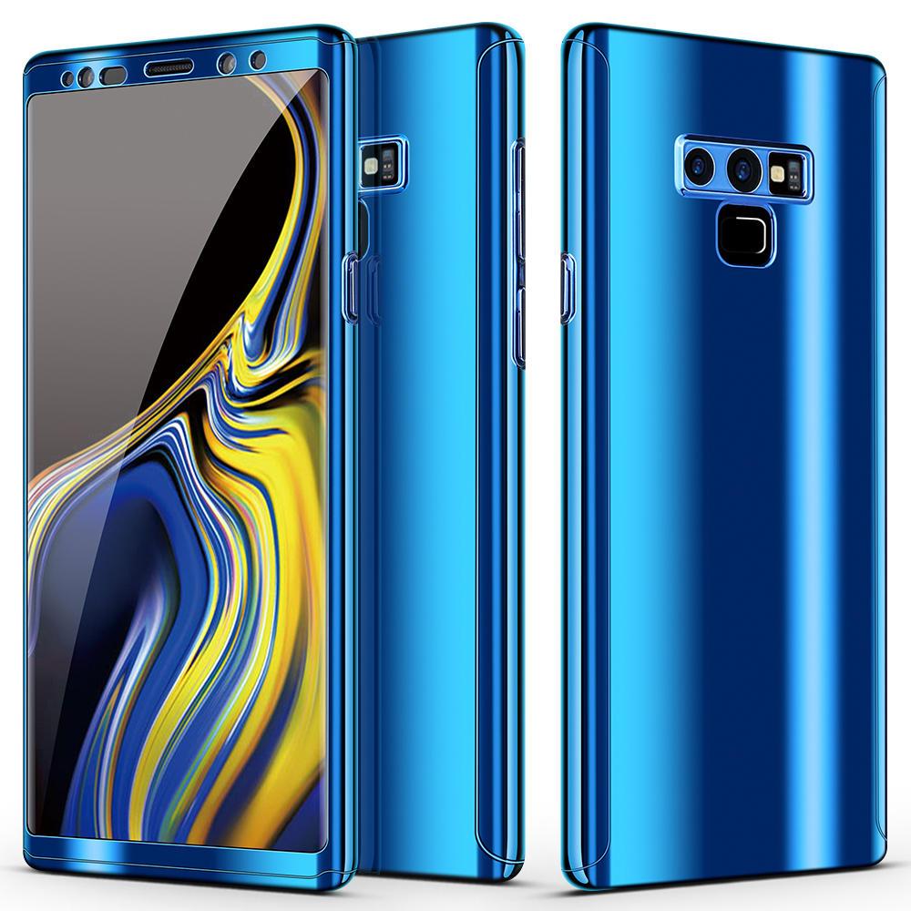 Bakeey Etui de protection couverture avant et arrière corps entier avec film protecteur pour écran Samsung Galaxy Note 9