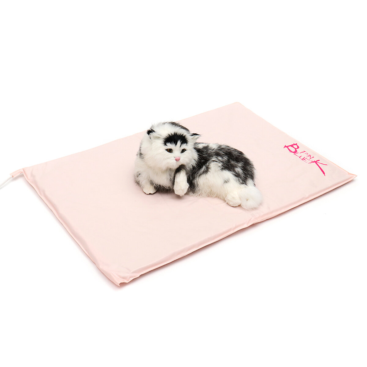 40x40cm Animals Bed Heater Mat Heating Pad Good Cat Dog Bed Body Winter Warmer Carpet Pet Plush Electric Blanket Heated Seat Home Appliances Home Heaters