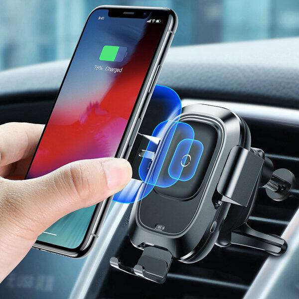 baseus intelligent infrared sensor auto lock