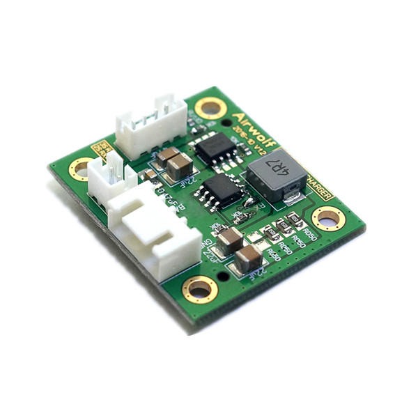 1A Battery Charger Upgrade Module Board with 7.4V 3600mAh LIPO Battery for FRSKY X12S