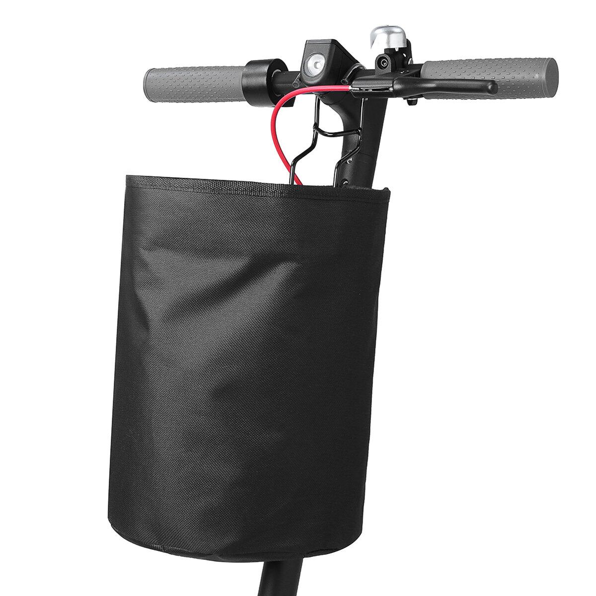 BIKIGHT Storage Basket For Xiaomi Mijia M365 Es1 Es2 Universal Electric Scooter