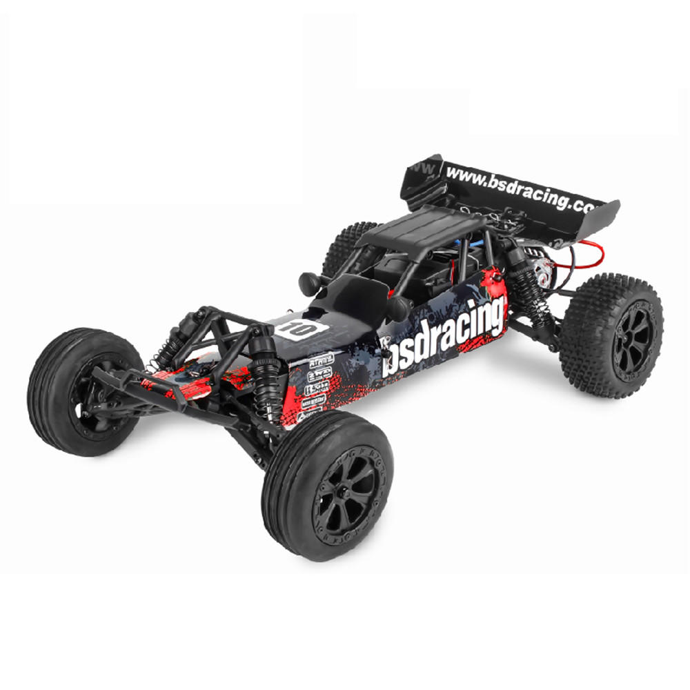 Bsd Racing Cr 709t 1 10 2 4g 2wd 45km H Brushed Rc Car Ep Off Road