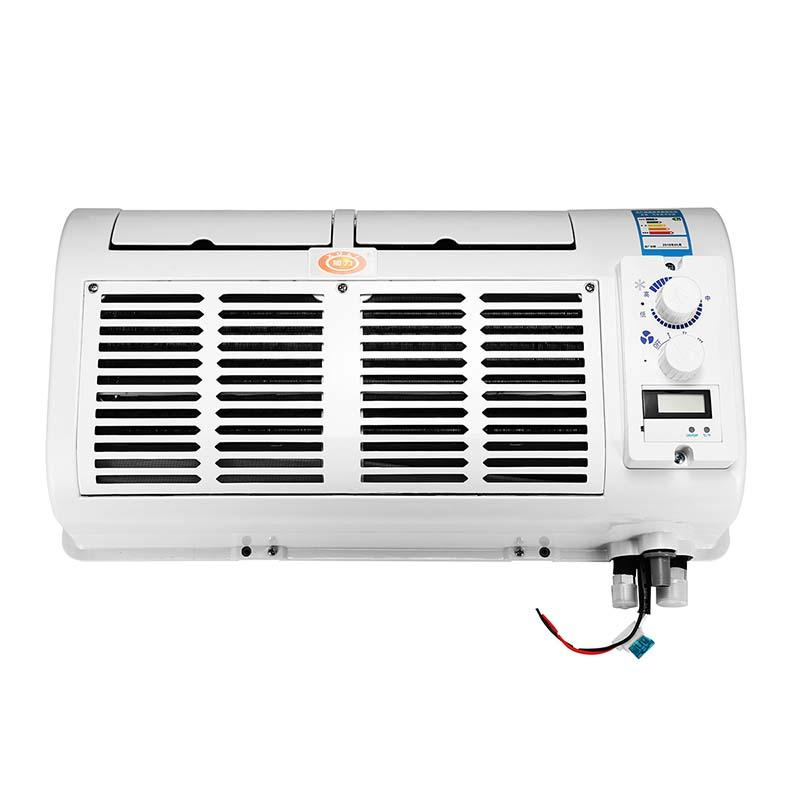12V 24V Small Car Air Conditioning Air Dehumidifier Modified Air Conditioner Evaporator Hangs Up