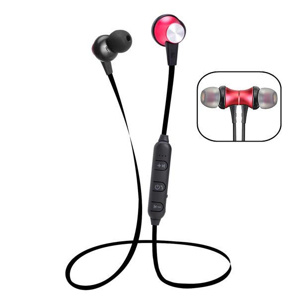 WY-BY66S Adición de absorción magnética a prueba de ruidos por sudor Bluetooth Auricular con micrófono
