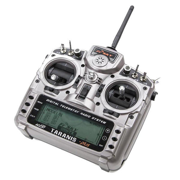 Original FrSky Taranis X9D Plus 2.4G 16CH ACCST Transmitter Carton Package for RC Drone FPV Racing