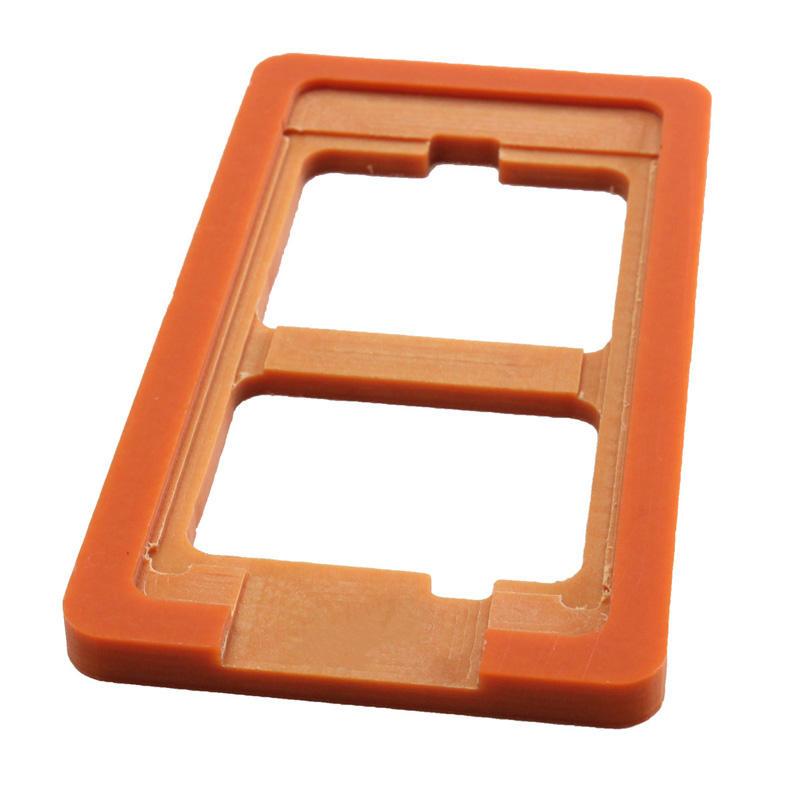 Uv colle alignement loca moule lcd réparation de verre extérieure moule pour iPhone 6 4.7 pouces