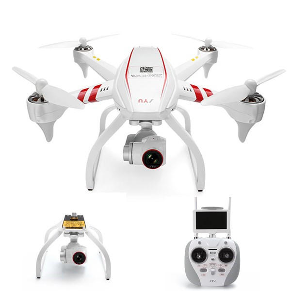 JYU Hornet S HornetS Racing 5.8G FPV With Goggles & Gimbal With 4K HD Camera GPS RC Drone Quadcopter