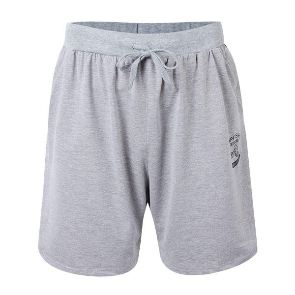 688a858f5226a XS-5XL Mens Cotton Sports Shorts Elastic Waistband Zippered Pockets ShorT- pants With Drawstring COD