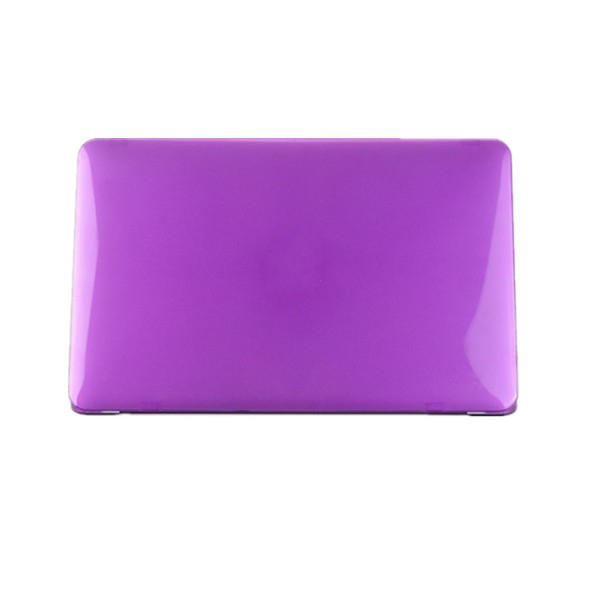 Caja de cristal de moda de plástico delgada de tapa dura para el aire del macbook de la manzana de 11.6 pulgadas