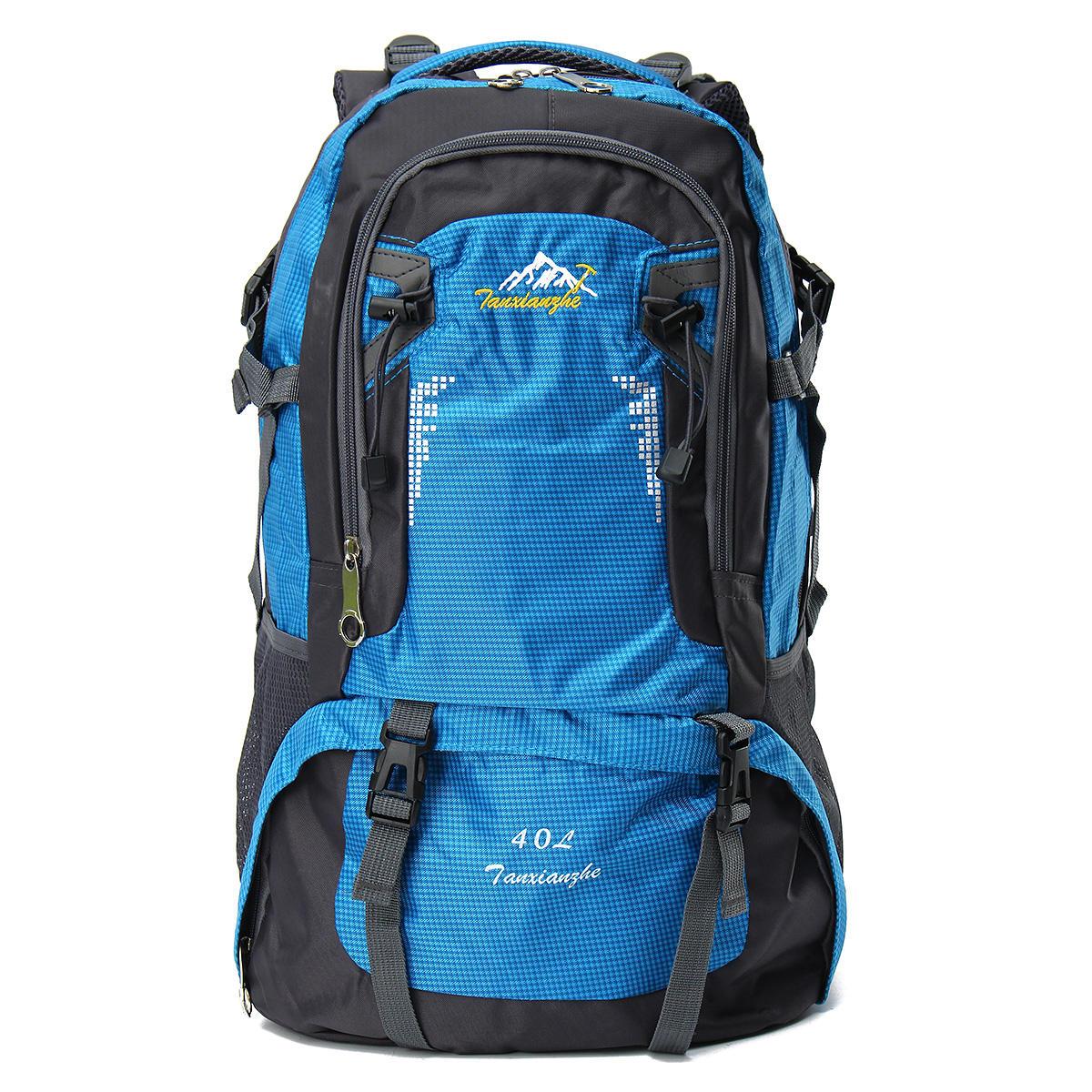 e721a819d8 IPRee 40L 60L Waterproof Outdoor Backpack Rucksack Sports Hiking Climbing  Travel Shoulder Bag Pack COD