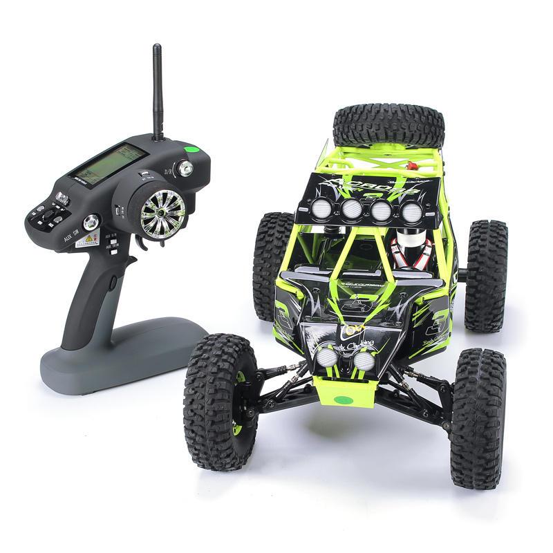 Wltoys 10428 1/10 2.4g 4wd Rc Monster Crawler Rc Car Sale