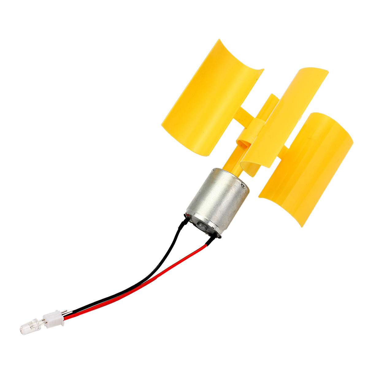 dc micro motor kleine led lichter vertikale achsen wind generator windturbinen bl tt us. Black Bedroom Furniture Sets. Home Design Ideas