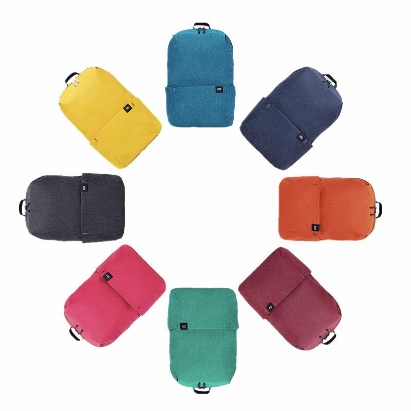 d558114ffc original xiaomi 10l backpack bag 8 colors level 4 water repellent ...