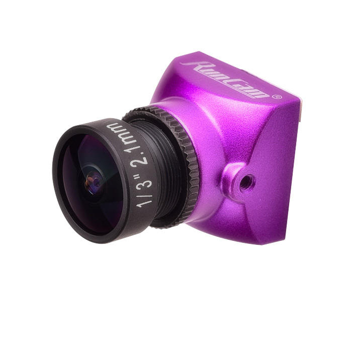 RunCam Micro Sparrow 2 Pro CMOS 1.8mm/2.1mm 700TVL 4:3 Super WDR OSD FPV Camera for RC Drone