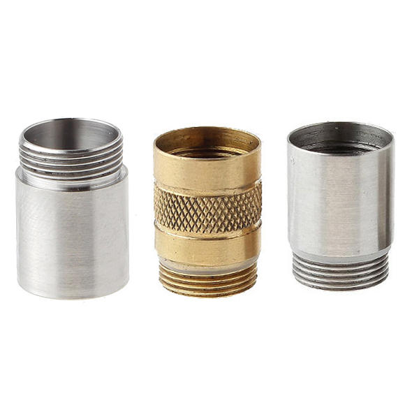 DQG Hobi 10180 Titanium/SS/Brass Extension Tube (through-hole)