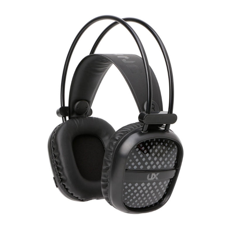 Ux A2 Usb 35mm Audio Stéréo Led Casque De Jeu Rétro éclairé Avec