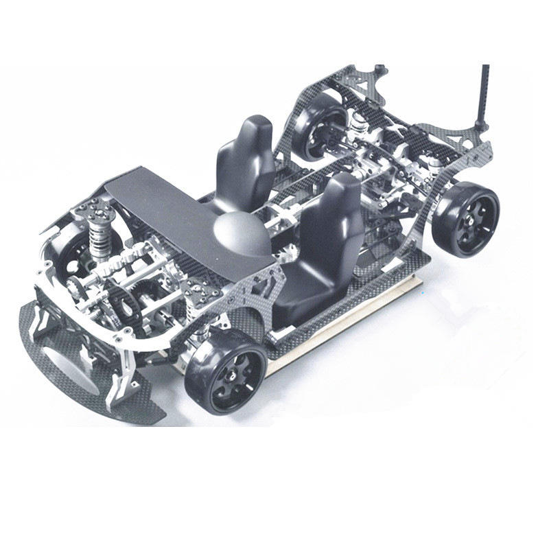 FIJON FJ9 1/10 Front Engine Design RC Car Parts Drift Frame Sale ...
