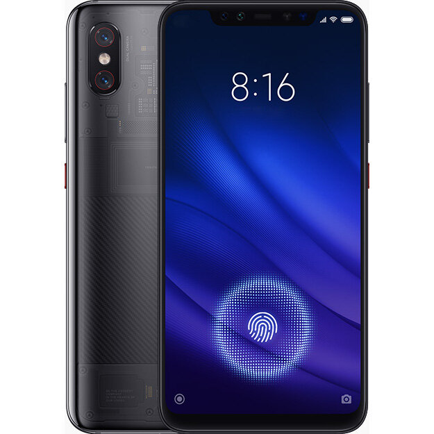 Xiaomi Mi8 Mi 8 Pro Global Version 6.21 inch 8GB 128GB Snapdragon 845 Octa core 4G Smartphone