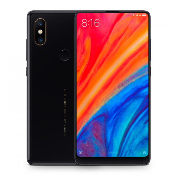 Xiaomi Mi MIX 2S Global Version 5.99 inch 6GB RAM 64GB ROM Snapdragon 845 Octa core 4G Smartphone