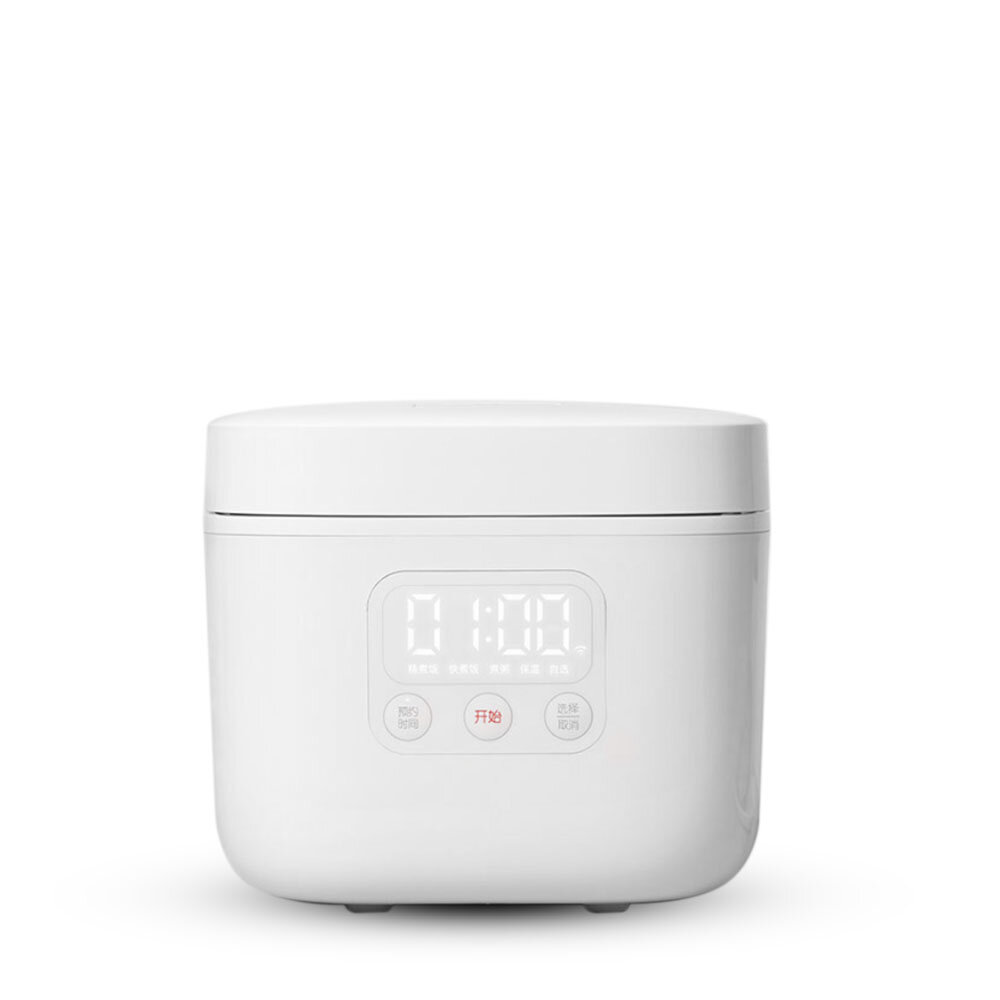 XIAOMI Mijia DFB201CM Small Rice Cooker 1.6L 400W APP Linkage Non-stick rice Cooker COD