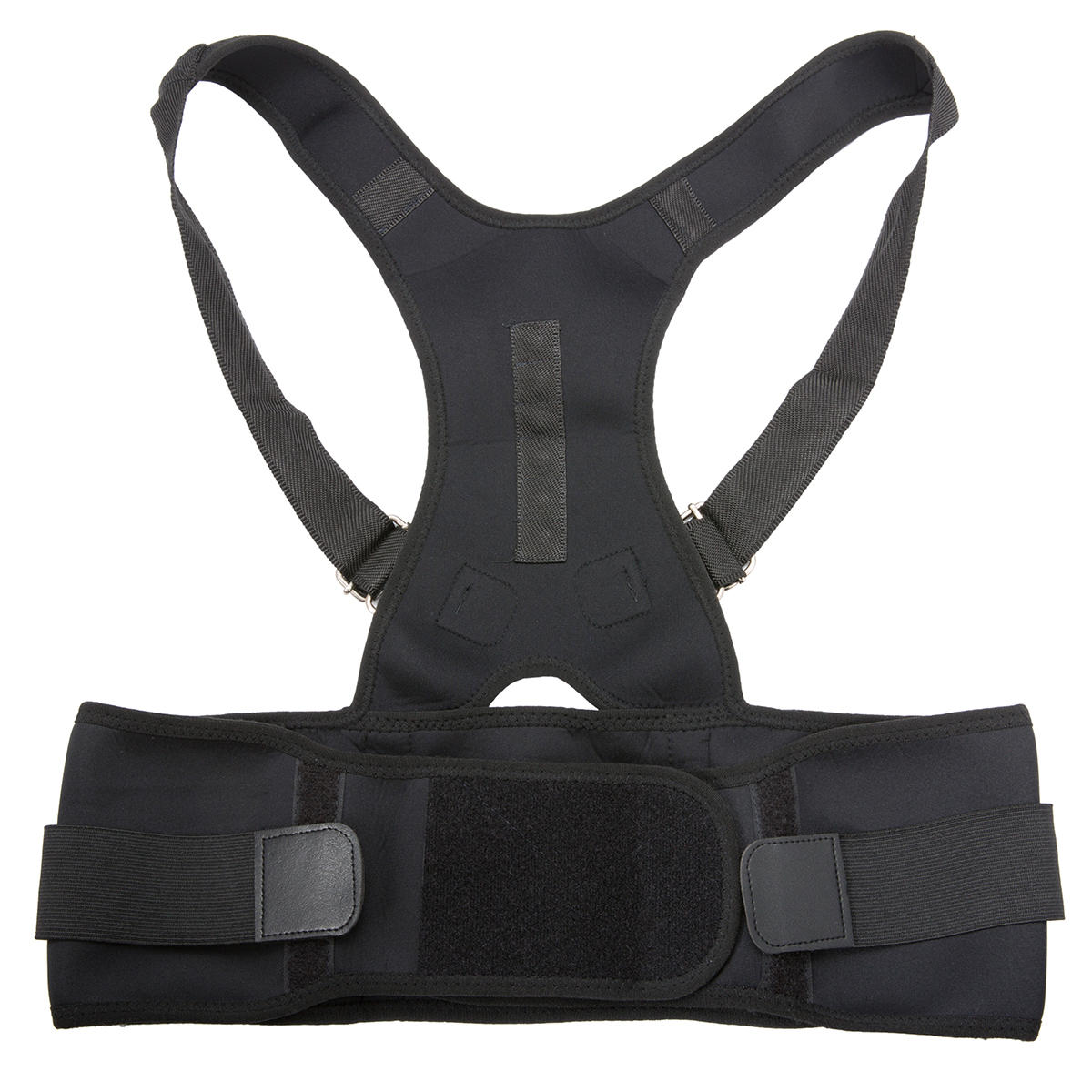 Adjustable Back Support Shoulder Posture Pain Relief Correctorbelt Strap Lumbar Spine Support Back Protector