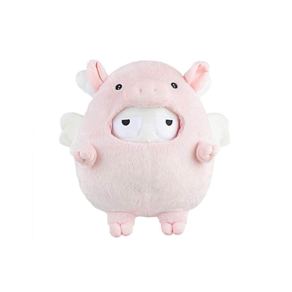 XIAOMI Mitu Stuffed Plush Toy Pillow Cotton Wool Cartoon Cute Pig Little Toy Gift for Kids Friend