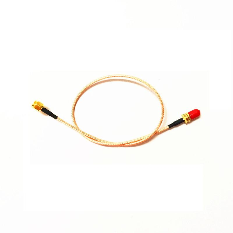 40cm 400mm 1.2G 5.8G FPV Antenna Extend Cable SMA RP-SMA Adatper Extension Cord For RC Drone