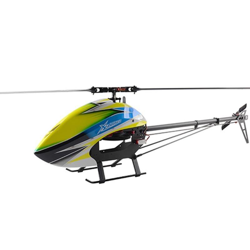 XLPower 520 XL520 6CH FBL RC Helicóptero Kit con 1100KV 4020 motor